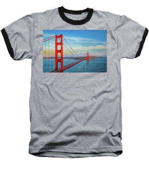 Baseball T-Shirt featuring the photograph The Majestic by Az Jackson