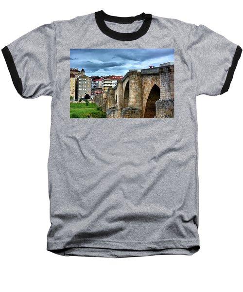 The Majestic Ponte Vella Baseball T-Shirt