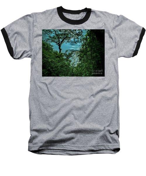The Majestic Victoria Falls Baseball T-Shirt