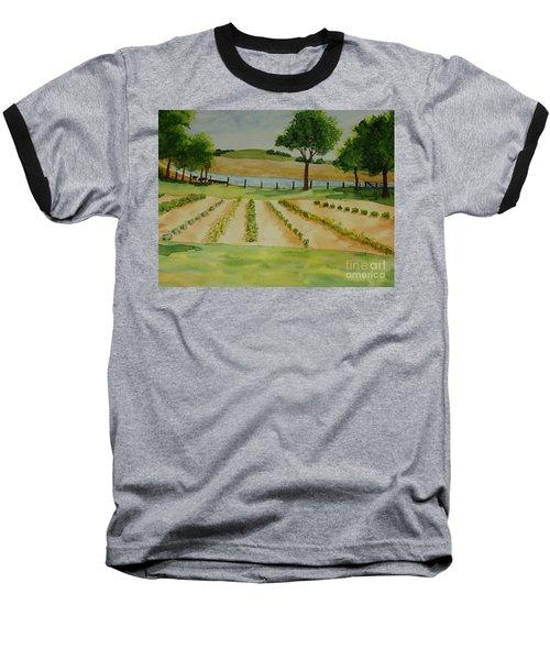 The Mangan Farm  Baseball T-Shirt
