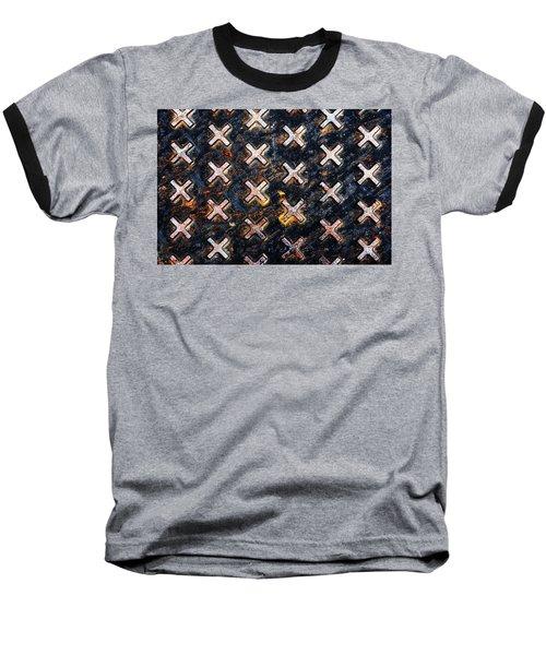 The Manhole Baseball T-Shirt