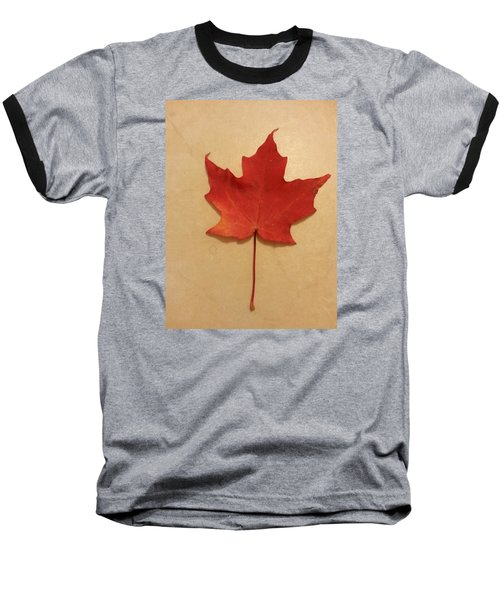 The Maple Leaf Forever Baseball T-Shirt