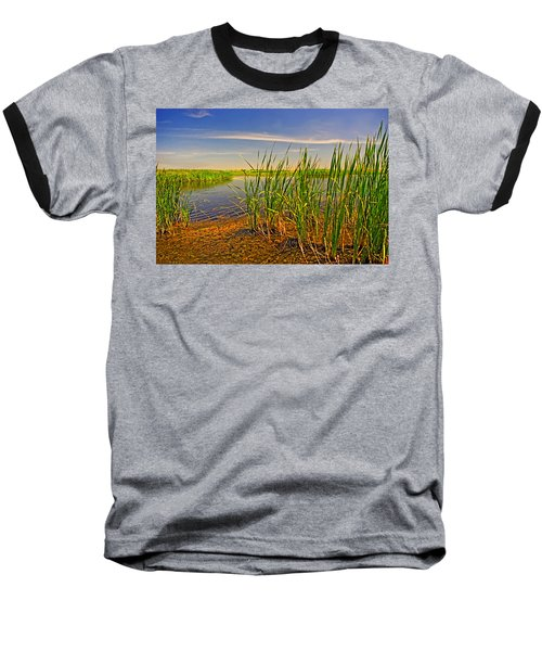 The Marshes Of Brazoria Baseball T-Shirt
