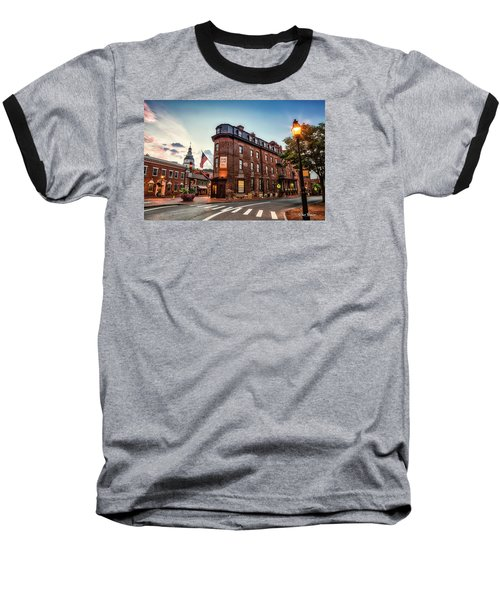 The Maryland Inn Baseball T-Shirt