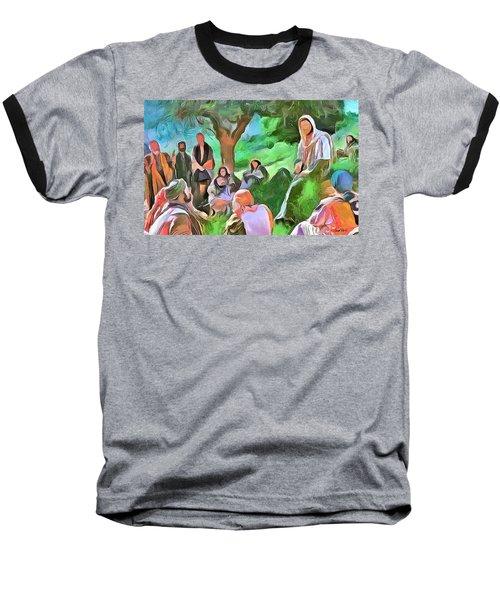 The Master Teacher Baseball T-Shirt