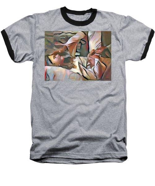 The Master's Hands - Healer Baseball T-Shirt
