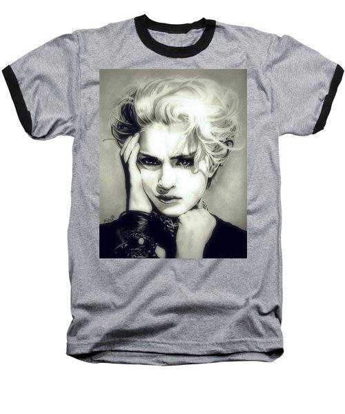 The Material Girl Baseball T-Shirt