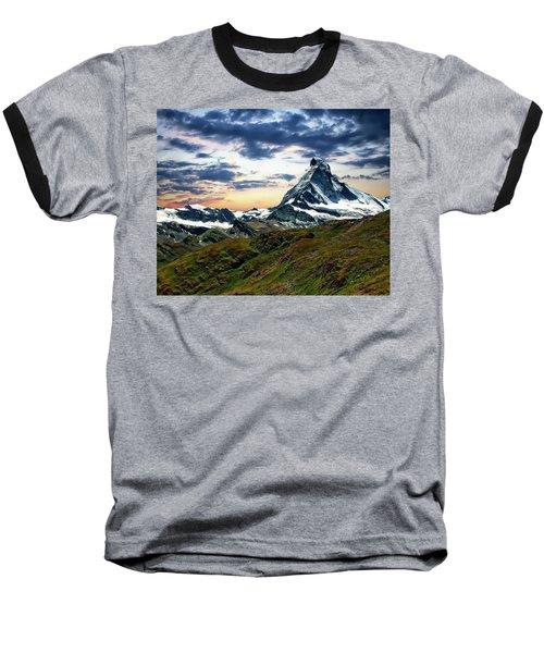 The Matterhorn Baseball T-Shirt