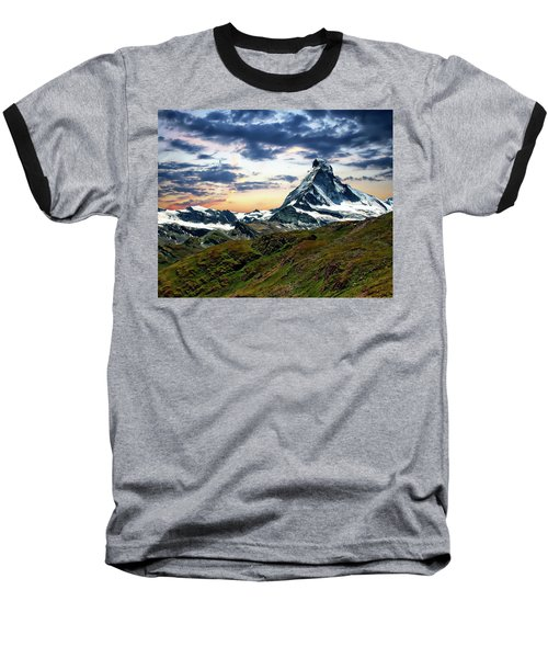 The Matterhorn Baseball T-Shirt