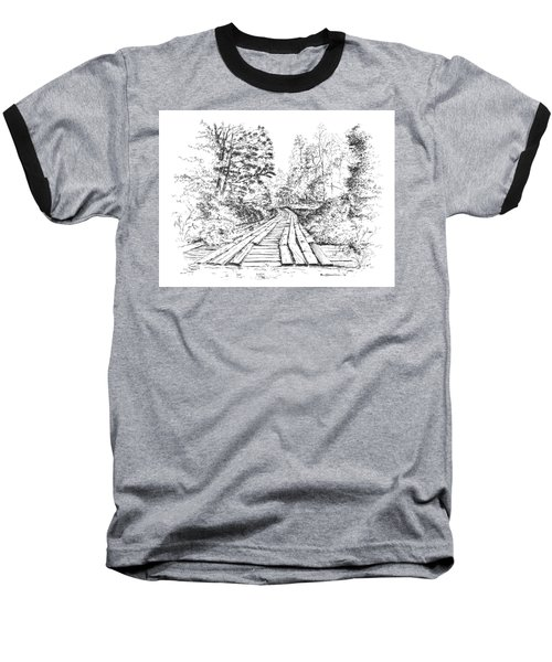 The Mcneely Bridge Baseball T-Shirt