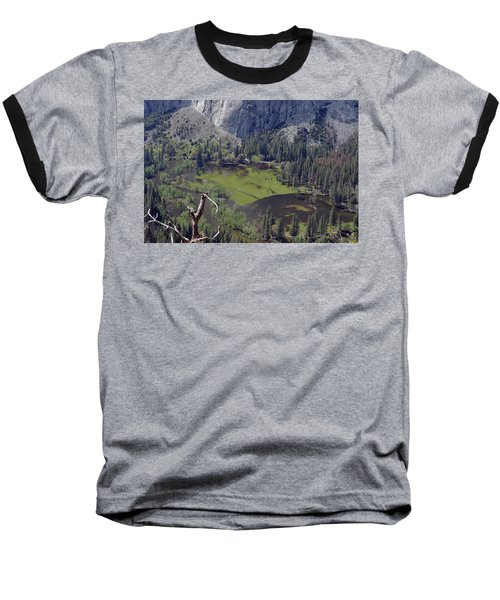 The Meadow From Four Mile Trail Baseball T-Shirt