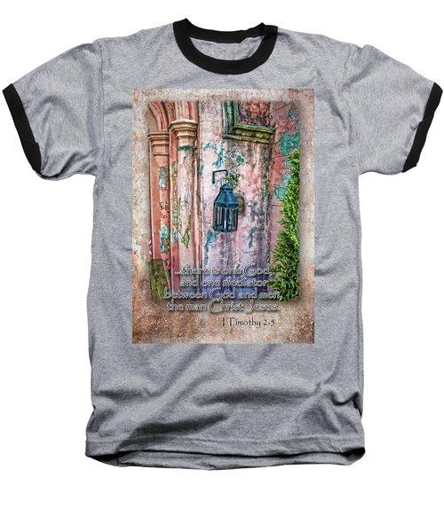 The Mediator Baseball T-Shirt