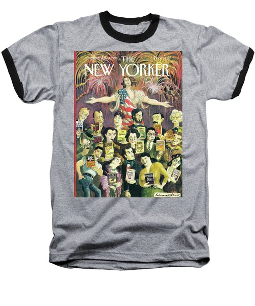 New Yorker June 27th, 1994 Baseball T-Shirt
