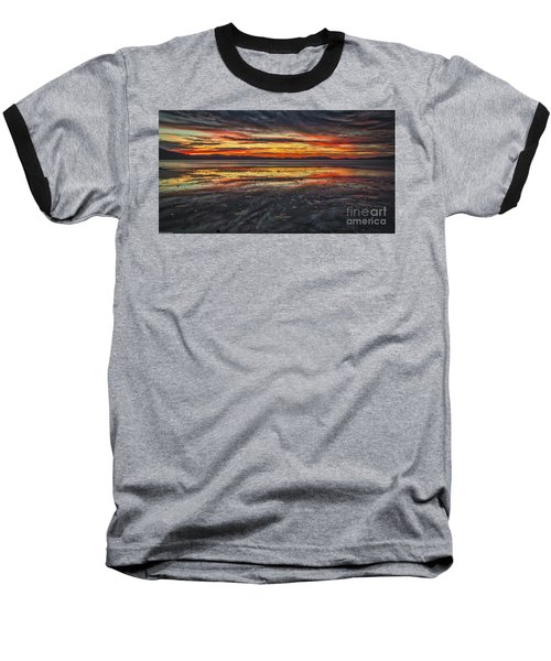 Baseball T-Shirt featuring the photograph The Melting Pot by Mitch Shindelbower