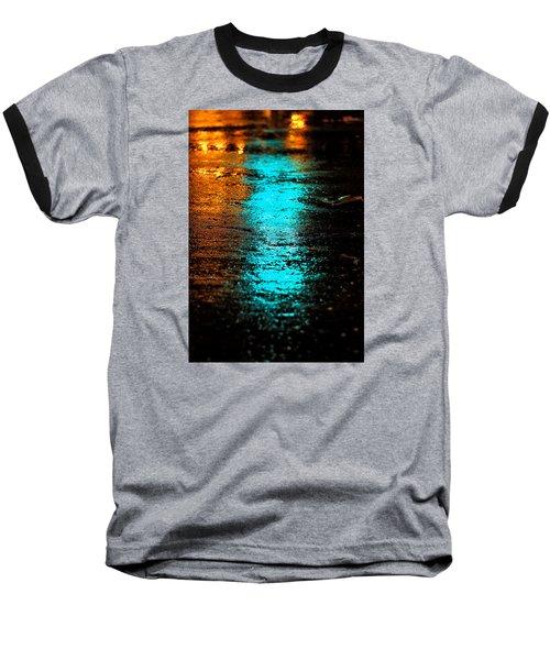 Baseball T-Shirt featuring the photograph The Memory Lane II by Prakash Ghai