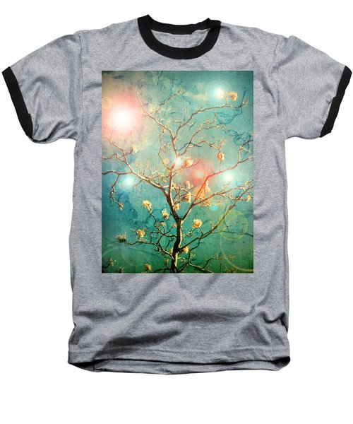 The Memory Of Dreams Baseball T-Shirt