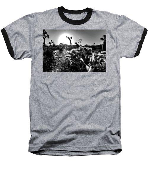 Merciless, Black And White Baseball T-Shirt