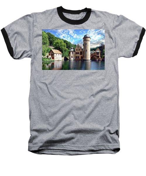 The Mespelbrunn Castle Baseball T-Shirt