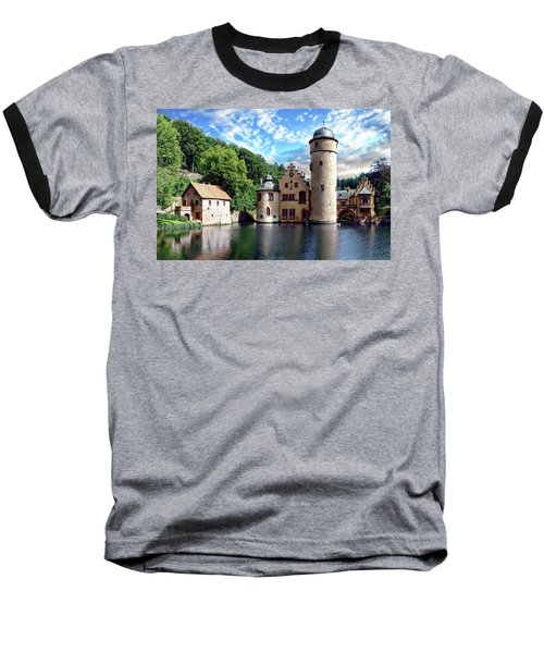 The Mespelbrunn Castle Baseball T-Shirt