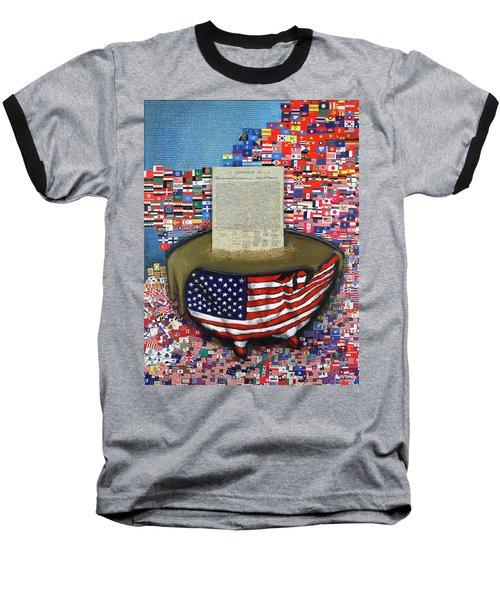The Metling Pot Baseball T-Shirt