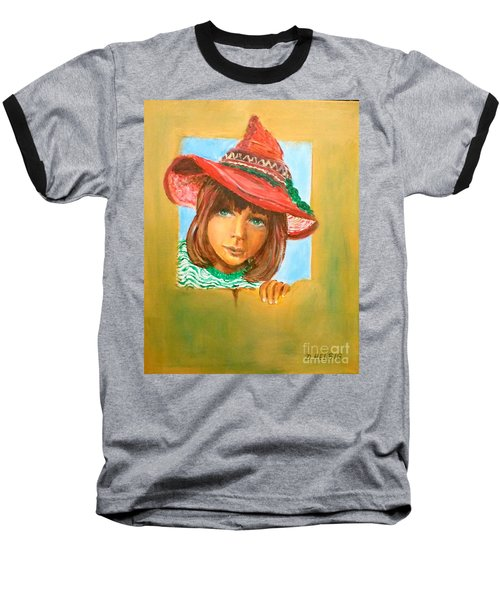The Mexican Hat Baseball T-Shirt