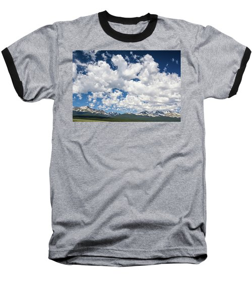 The Mid Point Between Ante Meridiem And Post Meridiem, Between A.m. And P.m.  Baseball T-Shirt