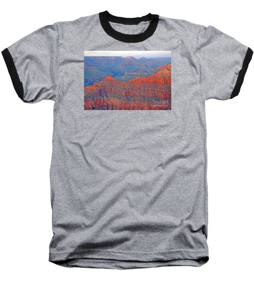 The Mighty Grand Canyon Baseball T-Shirt
