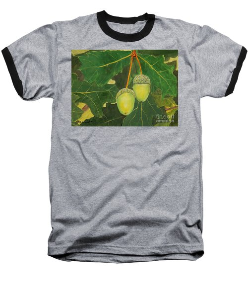 The Mighty Oak Baseball T-Shirt