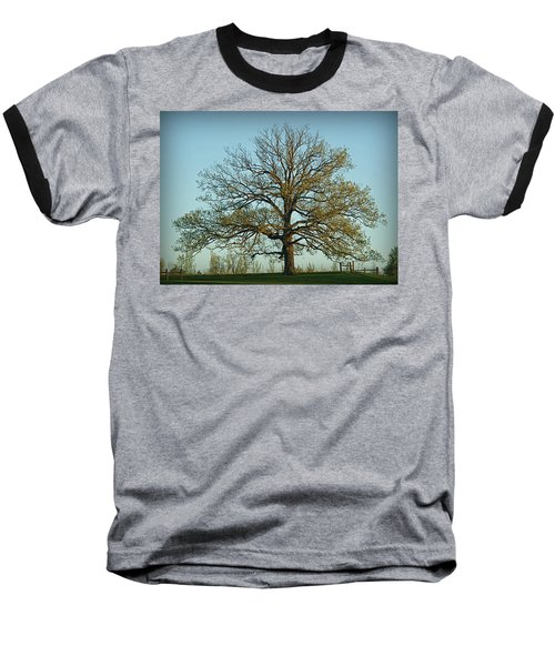 The Mighty Oak In Spring Baseball T-Shirt