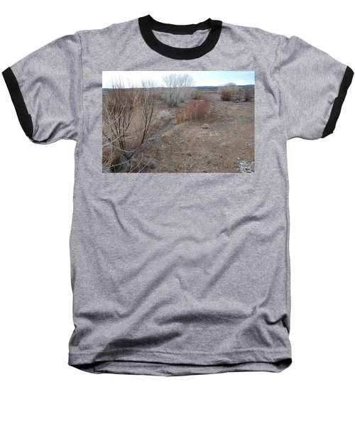 Baseball T-Shirt featuring the photograph The Mighty Santa Fe River by Rob Hans