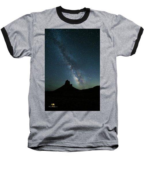 The Milky Way Baseball T-Shirt
