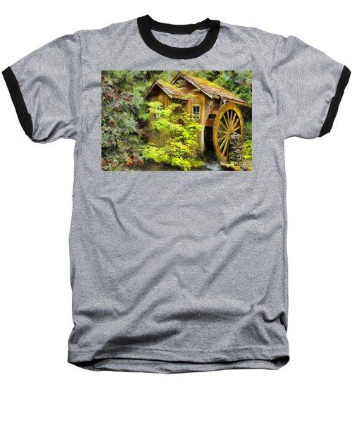 The Mill Baseball T-Shirt by Eva Lechner
