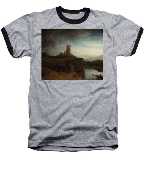 The Mill Baseball T-Shirt