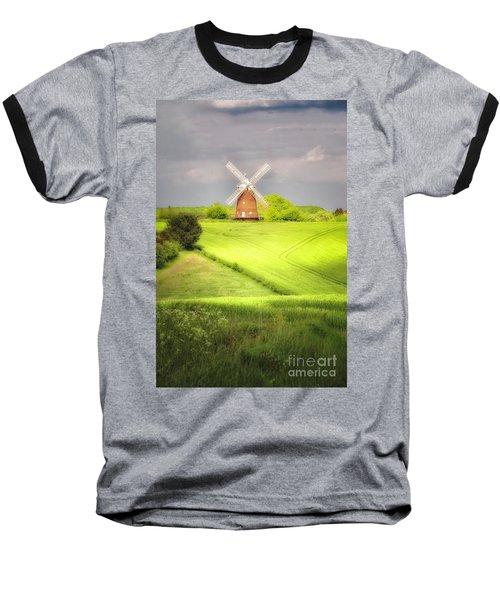 The Mill Uphill Baseball T-Shirt