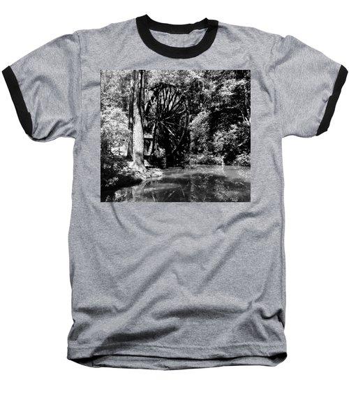 The Mill Wheel Baseball T-Shirt