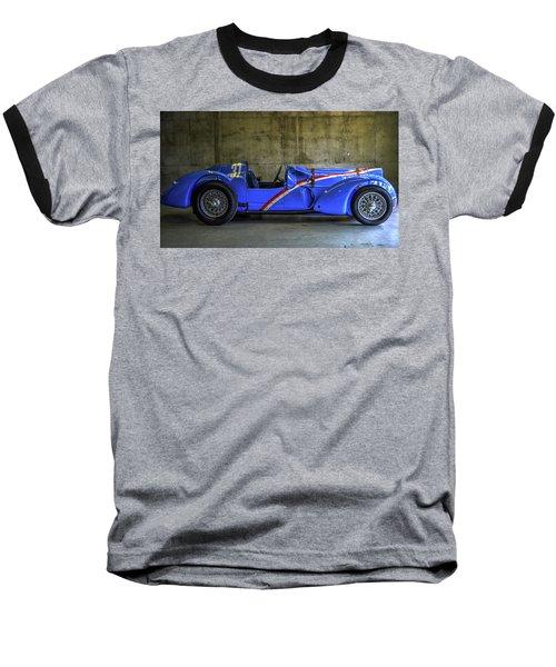 The Million Franc Car Baseball T-Shirt by Josh Williams