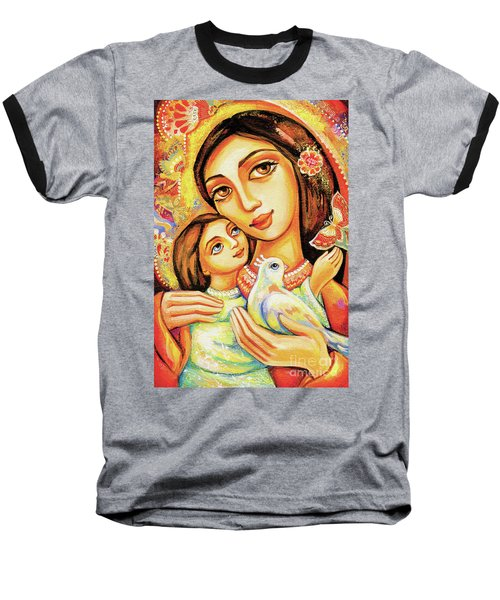 The Miracle Of Love Baseball T-Shirt
