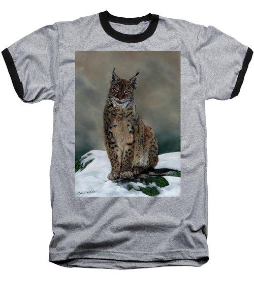 The Missing Lynx Baseball T-Shirt