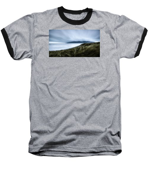 The Misty Mountains Of Mourne Baseball T-Shirt