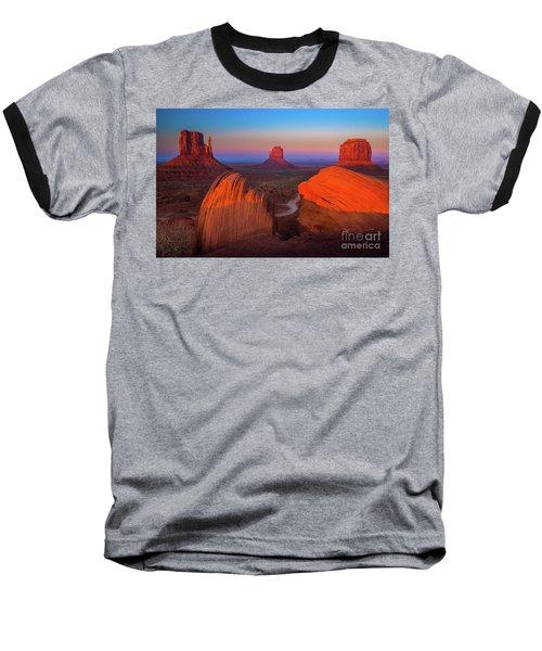 The Mittens Baseball T-Shirt