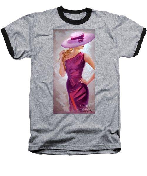 The Model Baseball T-Shirt