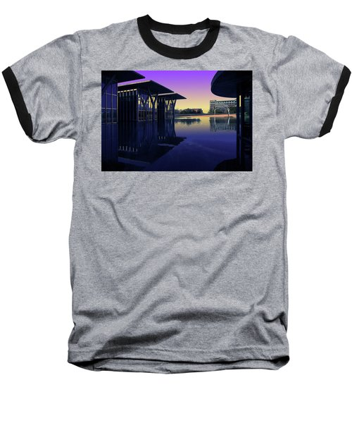 The Modern, Fort Worth, Tx Baseball T-Shirt