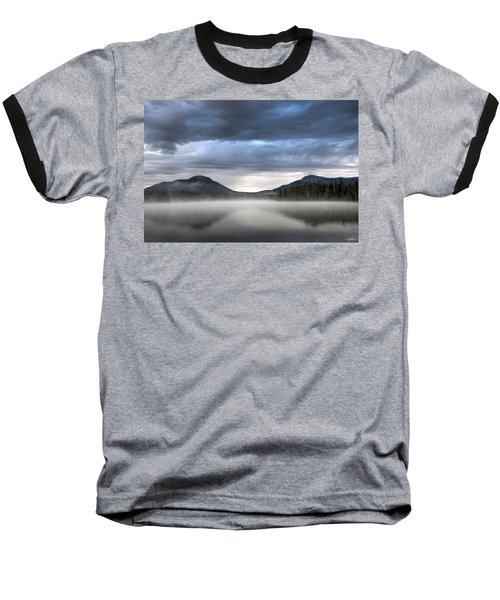 The Moods Of Fish Lake Baseball T-Shirt