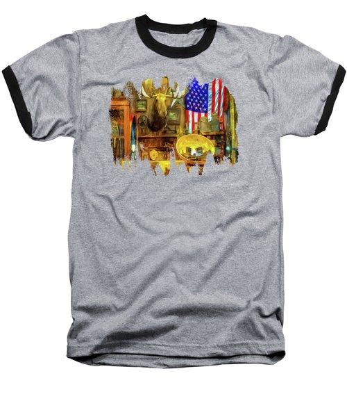 The Moose Baseball T-Shirt