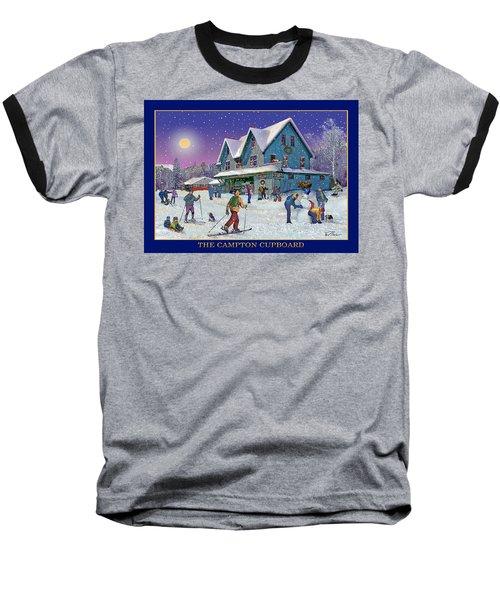 The Morning After At Campton New Hampshire Baseball T-Shirt