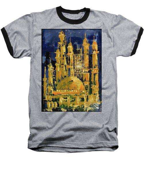 The Mosque-3 Baseball T-Shirt