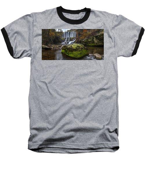 The Mossy Rock Baseball T-Shirt