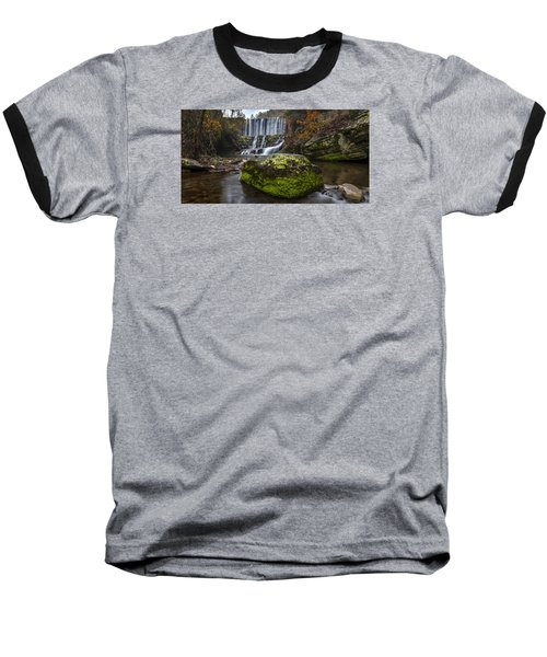 The Mossy Rock Baseball T-Shirt
