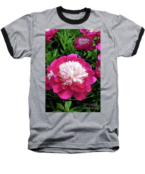 The Most Beautiful Peony Baseball T-Shirt