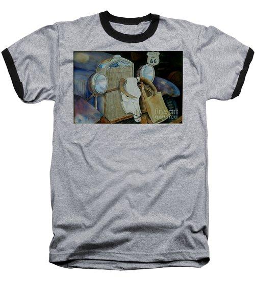The Mother Road Baseball T-Shirt